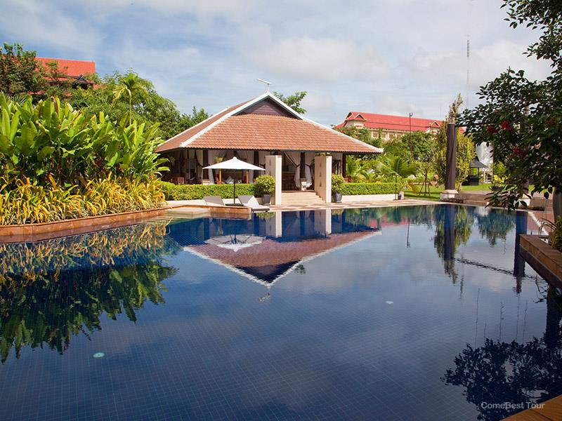 Angkor Miracle Resort & Spa  吳哥奇蹟度假村