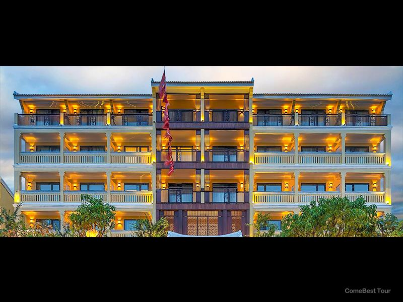 Hoi An Central Boutique Hotel 小會安中心精品SPA酒店